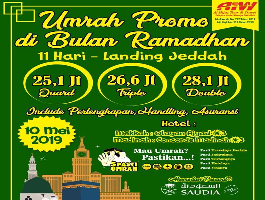alhijaz indowisata promo ramadhan