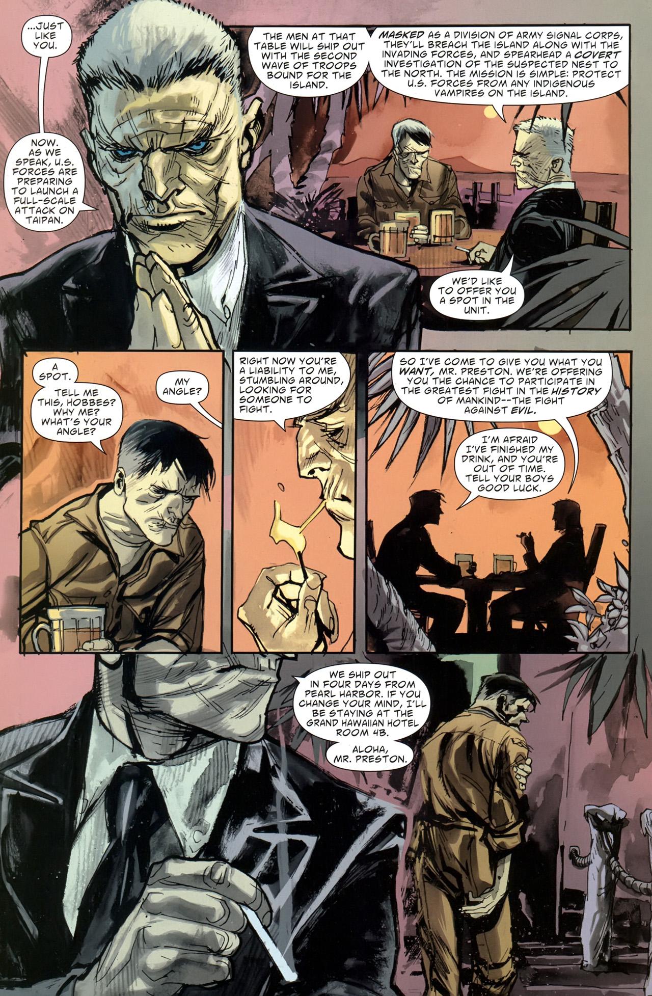 Read online American Vampire comic -  Issue #13 - 13