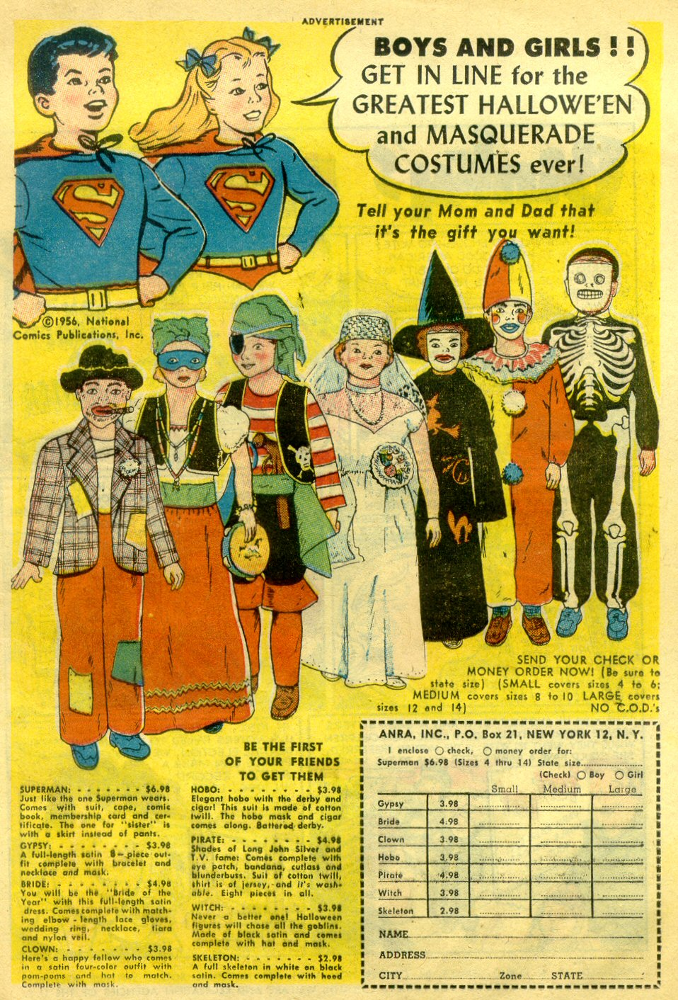 Read online Action Comics (1938) comic -  Issue #222 - 12