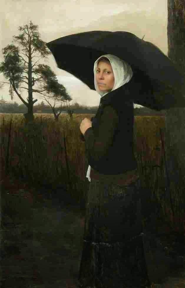 Современный американский художник. Michael Klein