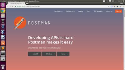 Cara Install Postman pada Ubuntu