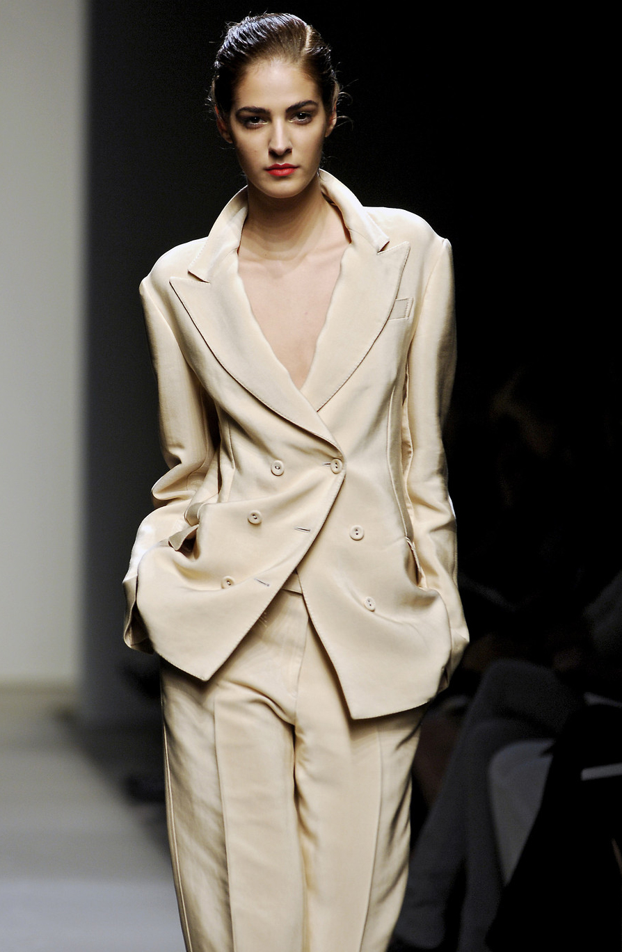 Bottega Veneta Spring/Summer 2008 via www.fashionedbylove.co.uk
