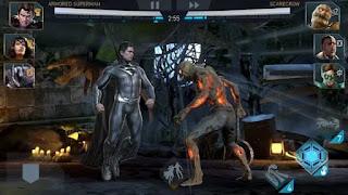 تحميل لعبة injustice 2 مهكرة للاندرويد