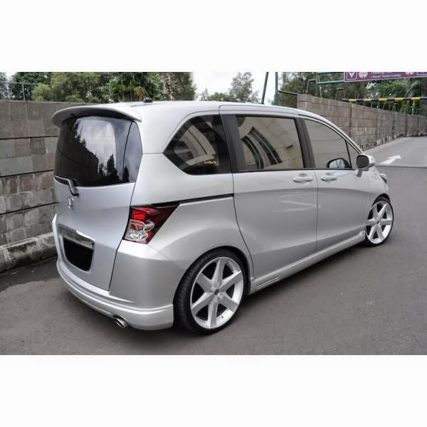 Body Kit Honda Freed Zeus 2011-2014