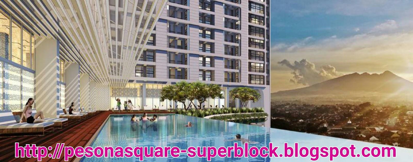 Marrakech Suites Apartment Mall Pesona Square Depok