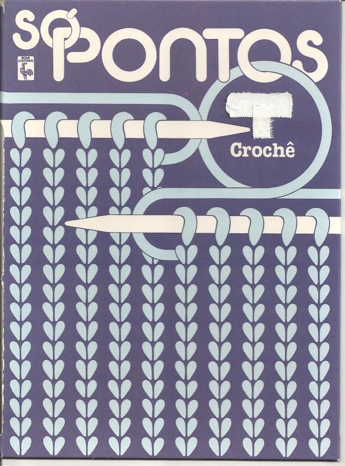 Só Pontos Em Crochê-Aprendendo Crochê Passo A Passo