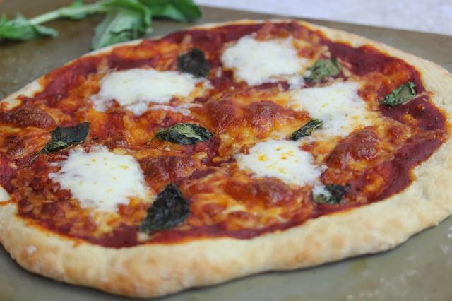 Napoli Inspired Pizza Dough