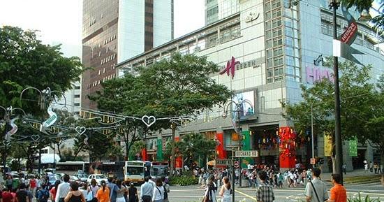 Pengalaman menginap di RELC International Hotel, Singapore