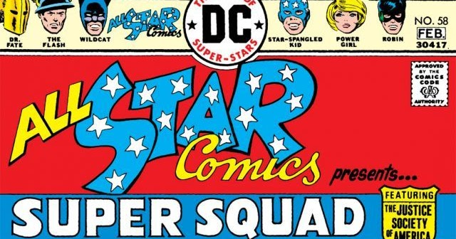 DC Trade Solicitations for July 2019 - Bronze Age All-Star