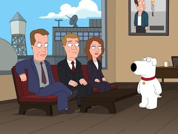 Family Guy - Season 8 Episode 15: Brian Griffin's House of Payne