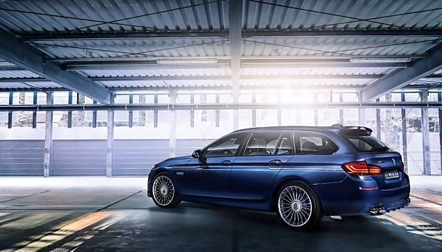2017 BMW Alpina B5 Touring Estate
