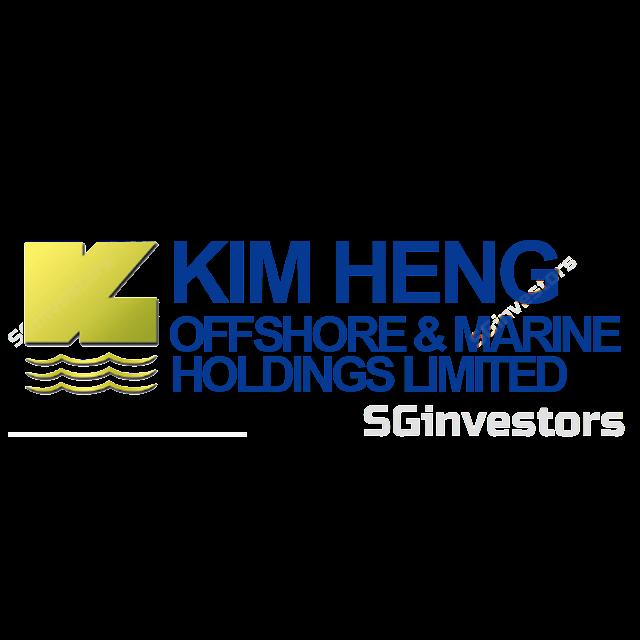 KIMHENG OFFSHORE&MARINE HLDLTD (5G2.SI) @ SG investors.io