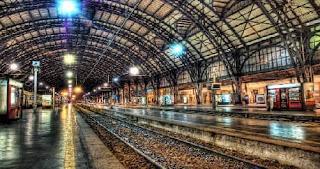 أكبر محطات القطارات بفرنسا