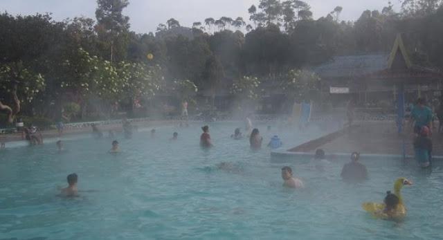 2. Pemandian Air Panas Cimanggu