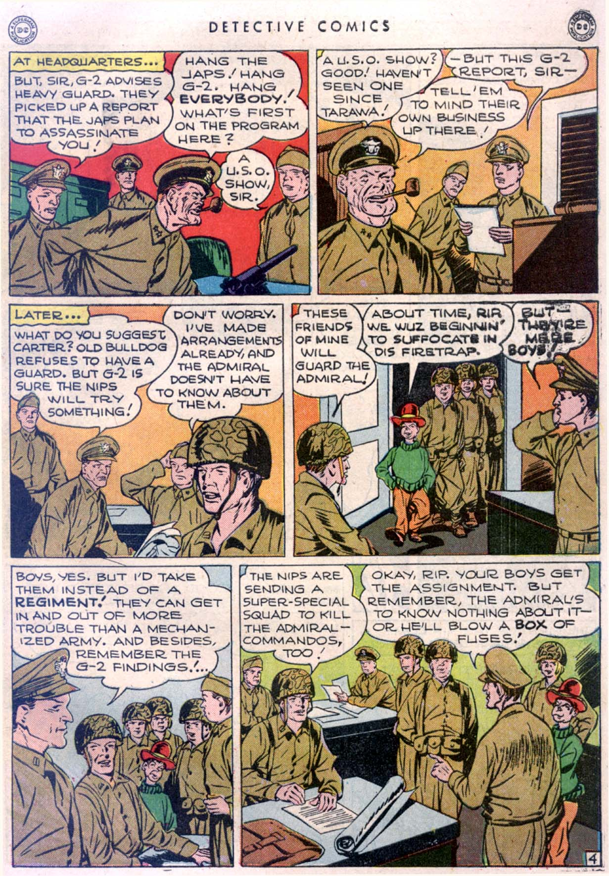 Read online Detective Comics (1937) comic -  Issue #106 - 41