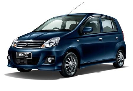 Perodua Viva Elite: a new look for the Viva ~ Perodua