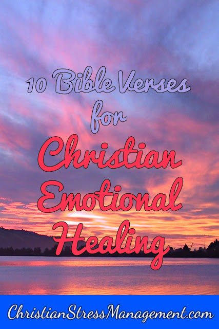 10 Bible verses for Christian emotional healing
