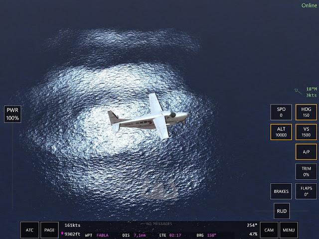 Cessna 208 Infinite Flight