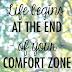 Wordless Wednesday #6 Comfort zone