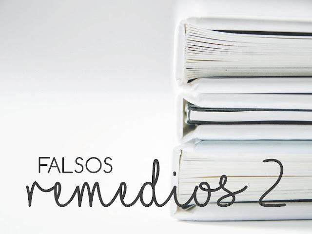 FALSOS REMEDIOS 2