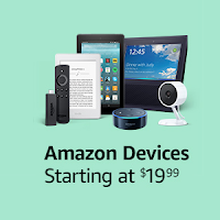 Amazon Devices (Echo, Fire TV, Fire HD)