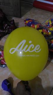 balon printing aice