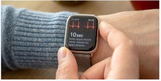 إشعارات تخطيط القلب وإيقاعات القلب غير المنتظمة في ساعة آبل مُتاحة الآن في السعودية بفضل تحديث watchOS 6.2.5.