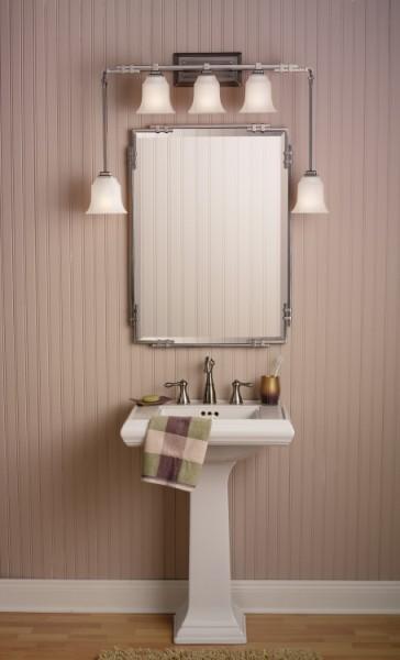 Home Improvement: Small Bathroom Design