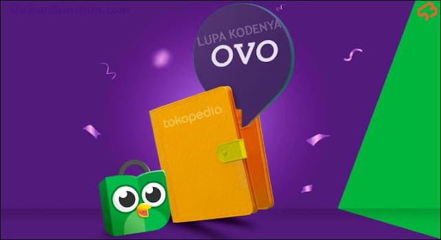 Lupa Security Code OVO Tokopedia