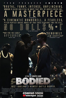 Bodied 2018 Movie Poster 2