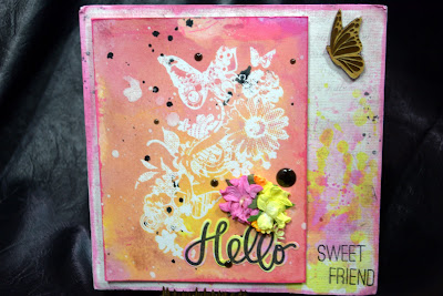 GDT Post using products from Secret Garden on FB and Crafty City