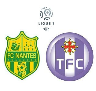 Nantes vs Toulouse match highlights