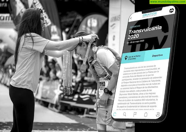 Transvulcania revoluciona la gestión del voluntariado a través de una novedosa App