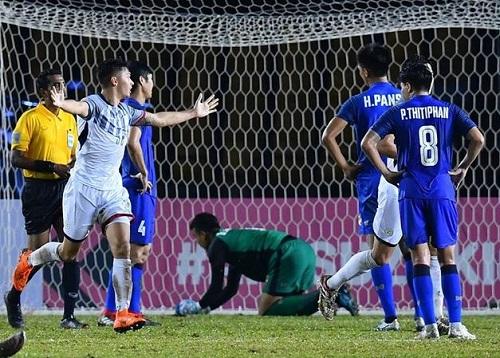 Thái Lan hụt vé sớm, Indonesia chính thức bị loại 3