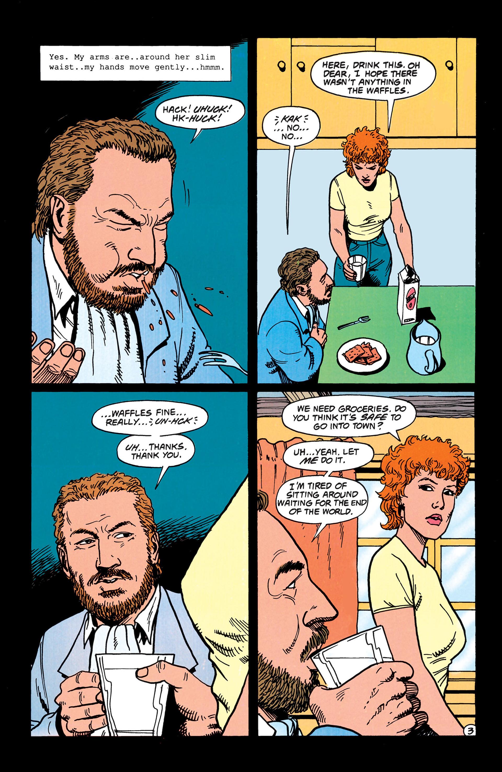 Read online Animal Man (1988) comic -  Issue #50 - 4