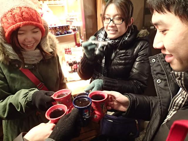 Gluhwein, Mulled Wine, 香料酒, 歐洲聖誕