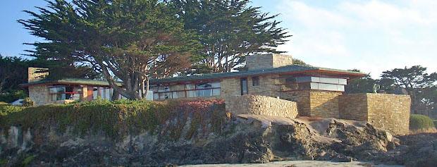Carmel House And Garden Tour 2012 Frank Lloyd Wright