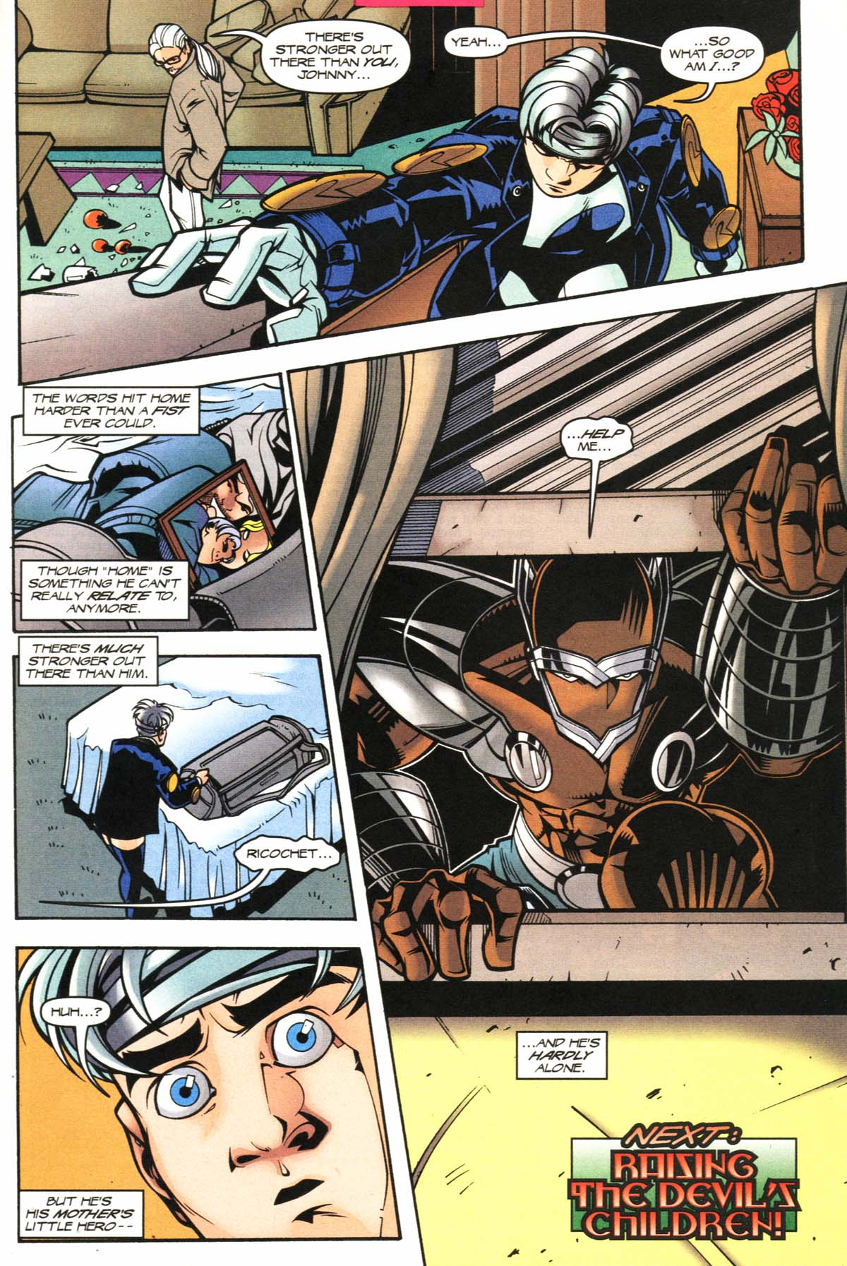 Read online Slingers comic -  Issue #9 - 24