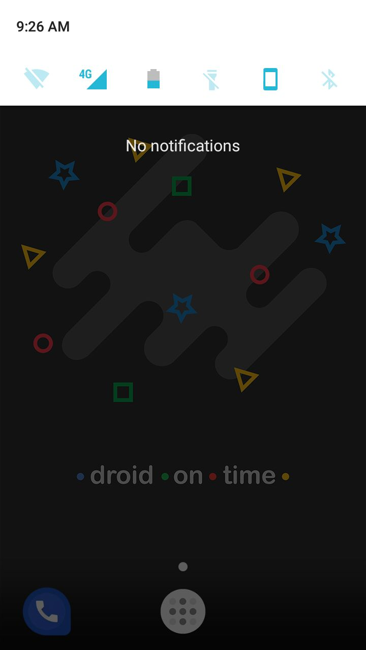 Download custom room DotOS-N 1 2 [OMS] [7 1 2] For Xiaomi