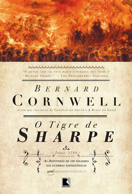 O tigre de Sharpe Bernard Cornwell