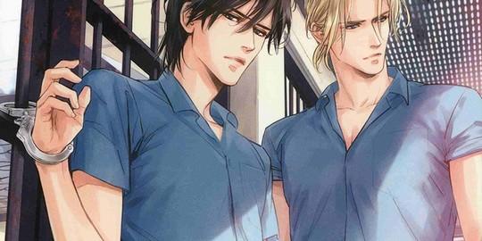Actu Manga, Critique Manga, Deadlock, Manga, Taifu Comics, Yaoi,