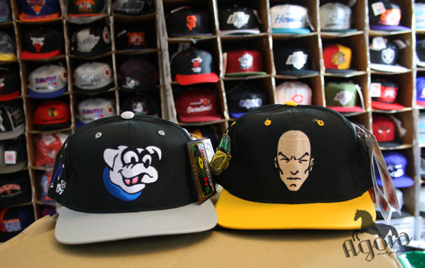 df9212c4b American Needle Cartoon Snapbacks - Agora Clothing Blog