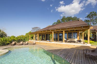 Costa Rica Beach Resort - Casa Caiman