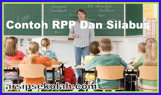 Download Contoh RPP Dan Silabus KTSP 2006 Untuk Kelas 3 SD