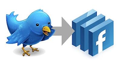 Update-Facebook-Account-With-Twitter-Tweet