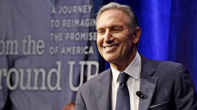 The Silence of the Lattés: Whatever happened to Howard Schultz?