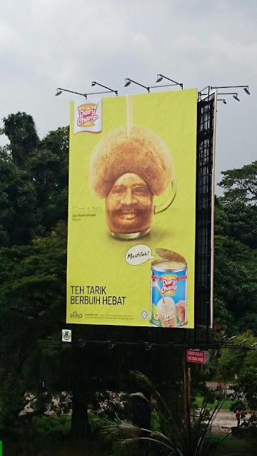 Iklan Dairy Champ Jadi Bahan Bualan Netizen