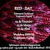 RED DAY (VERMELHO VEGETAL) - Estamparia Tradicional e Tingimento Vegetal – SHIBORI e Raiz de Rúbia