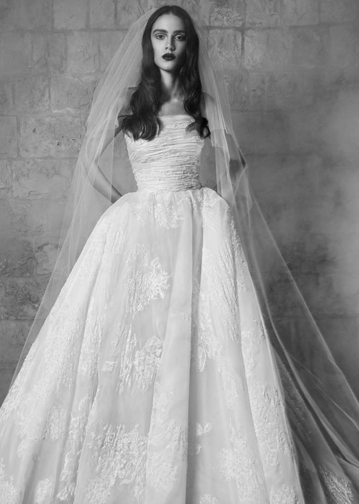 Zuhair Murad Wedding Gown 81 Superb Walaupun foto Zuhair Murad