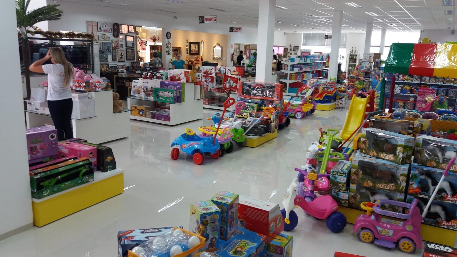 070a04b7b Mais empreendimento no ramo de brinquedos e decoração foi inaugurado em  Guarantã do Norte   Roteiro Notícias - Guarantã do Norte e Região